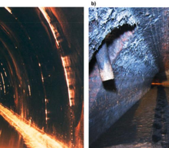 Wybrane problemy diagnostyki wielkowymiarowych przewodów kanalizacyjnych