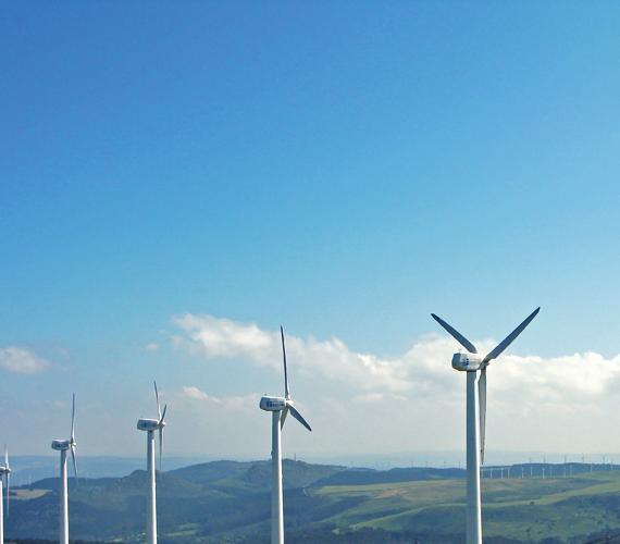 35,6 GW mocy zainstalowanej w energetyce wiatrowej