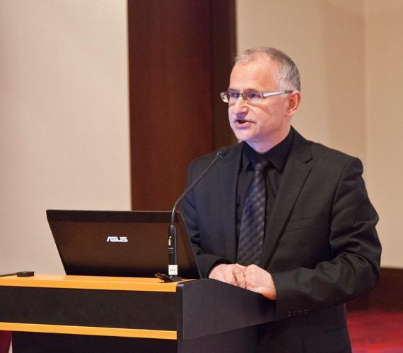Witold Sumisławski - prezes Krajowego Zarządu Gospodarki Wodnej / fot. Quality Studio dla www.inzynieria.com