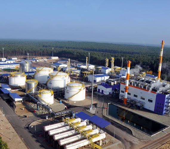 Grupa PBG wybuduje kopalnię ropy naftowej i gazu ziemnego
