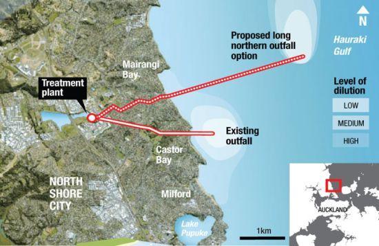 Powstał tunel Rosedale w Nowej Zelandii