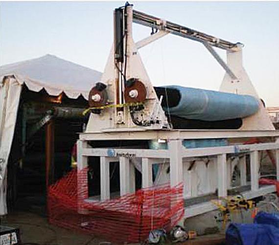 Przegląd procedur QA/QC związanych z rehabilitacją wielkośrednicowychkolektorów kanalizacyjnych