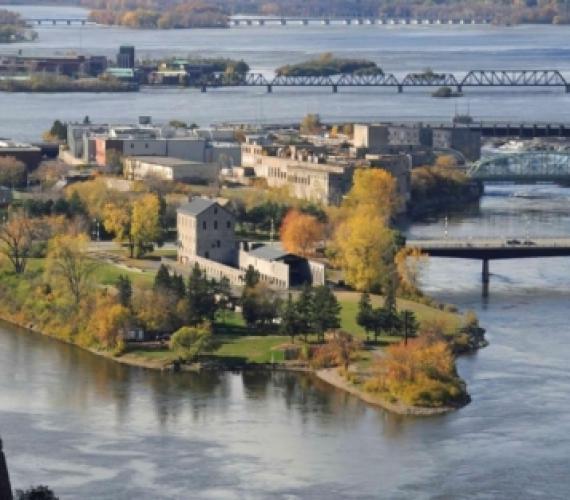 Rzeka Ottawa. Fot. City of Ottawa