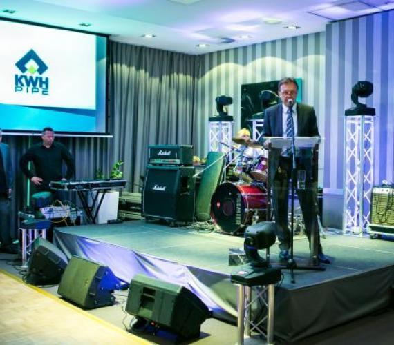 Gala z okazji 20-lecia KWH Pipe Poland w Polsce