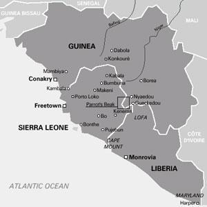 Autostrada połączy stolice Sierra Leone i Gwinei