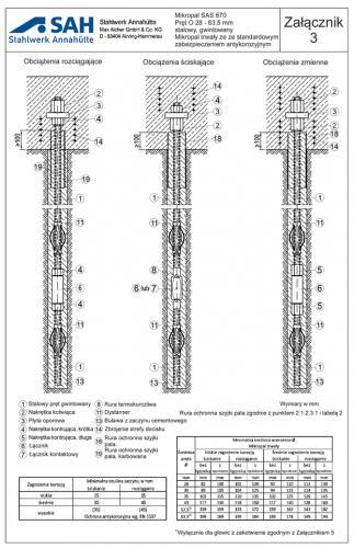 Geotechniczne systemy SAS