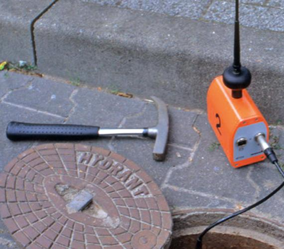 TYLKO U NAS:Rutynowe badania stanu technicznego przewodów wodociągowych