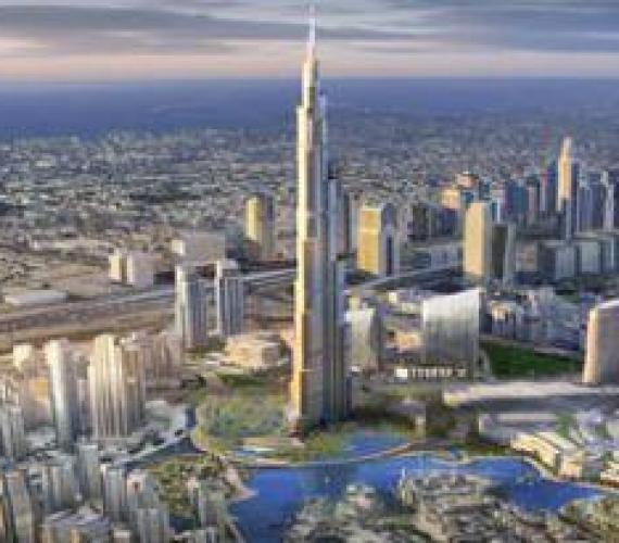 Otwarto najwyższy budynek na świecie