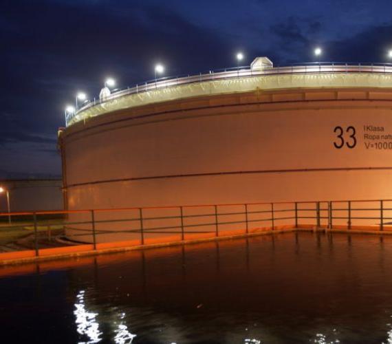PERN: nowy rurociąg zalano ropą – trwają testy eksploatacyjne