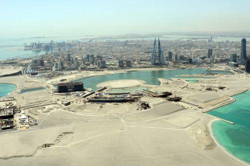 Belgijska spółka ma duży kontrakt budowlany w Bahrajnie