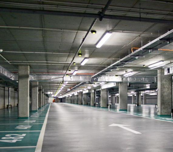 Parking podziemny. Fot. inzynieria.com