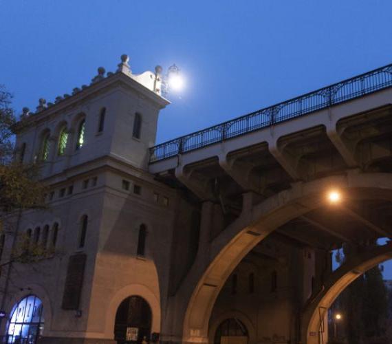 Fot. Most Poniatowskiego w Warszawie. Fot. ZDM w Warszawie