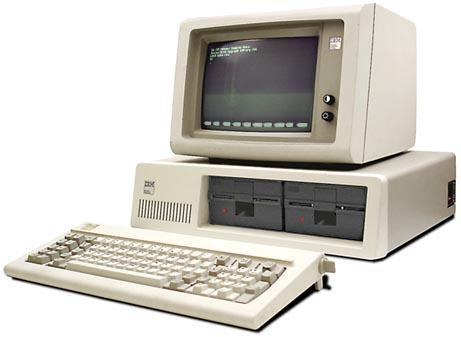 Trzydzieści lat temu IBM dostarczył pierwszy komputer osobisty
