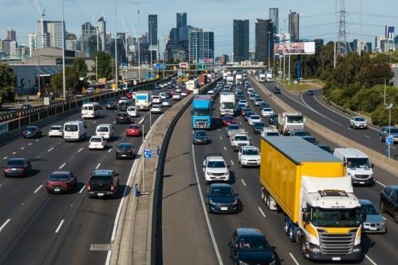 Wielka inwestycja w Melbourne, w tym dwa tunele