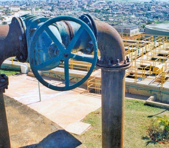 Modernizacja wodociągów w Pensylwanii i Illinois