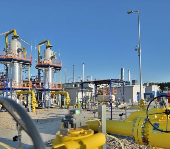 Jak KE będzie monitorować kontrakty gazowe?