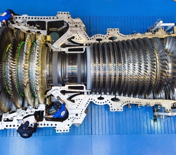 Najbardziej sprawna elektrownia pracująca w układzie gazowo-parowym na świecie