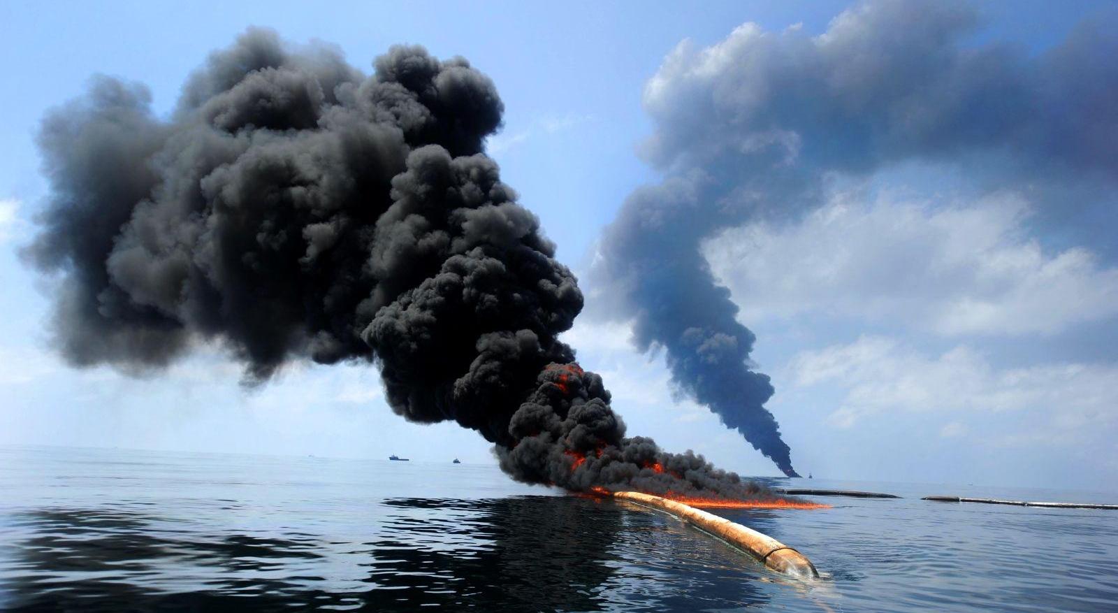 Zatoka Meksykańska: zniszczono dowody w sprawie wycieku ropy. Fot. Justin Stumberg