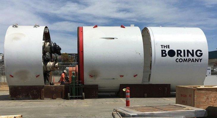 Po Los Angeles przyszedł czas na Chicago: tu Elon Musk zbuduje tunel Loop. Fot. The Boring Company