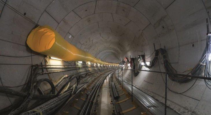 Singapur inwestuje w tunele odwodnieniowe. Fot. Herrenknecht AG