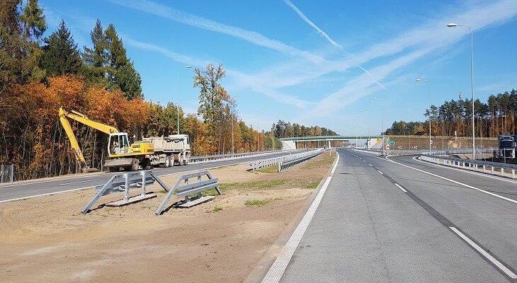 Całkowita długość Via Carpatia w Polsce wyniesie ponad 700 km. Fot. ilustr. GDDKiA