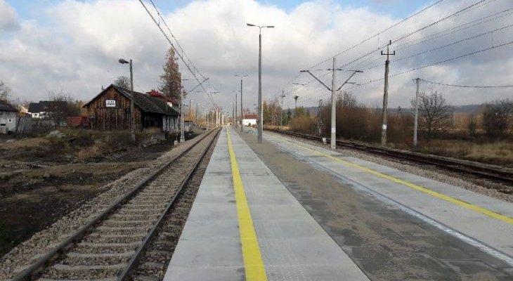 Stacja Radziszów. Fot. PKP PLK