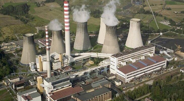 Elektrownia Łaziska. Fot. Tauron