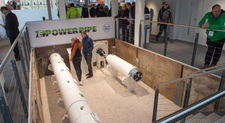 E-Power Pipe®. Fot. Herrenknecht AG.