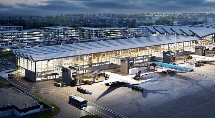 Lotnisko w Gdańsku. Fot. Facebook.com AirportGdansk