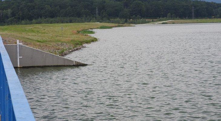 Zbiornik Topola zbudowano w 2003 r. Fot. Marek Wójtowicz/RZGW Wrocław