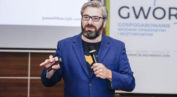 Paweł Tkaczyk. Fot. Quality Studio