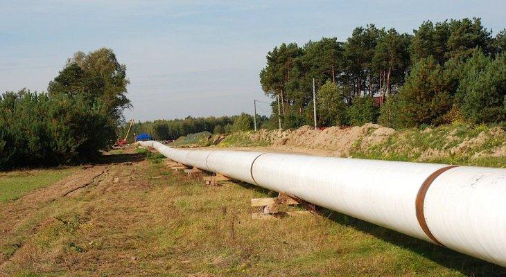 Budowa gazociągu Rembelszczyzna–Gustorzyn. Fot. Gaz-System S.A.