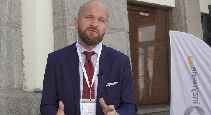 Dr Jędrzej Bujny z Kancelarii SMM Legal