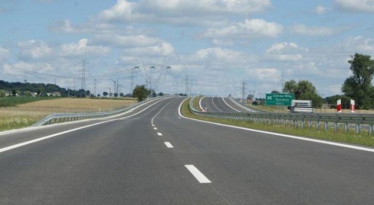 Istniejący odcinek drogi ekspresowej S11. Fot. GDDKiA