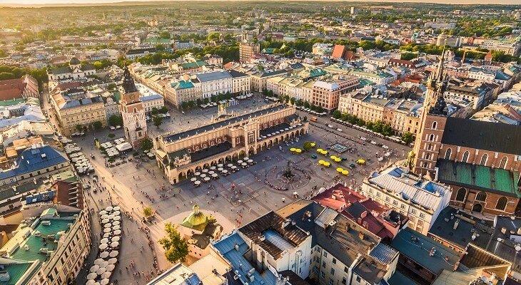 Kraków. Fot. art08/Adobe Stock