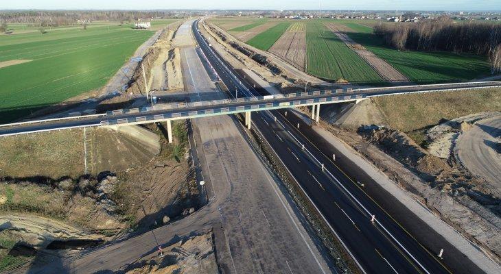 Budowa dróg w Polsce. Fot. GDDKiA