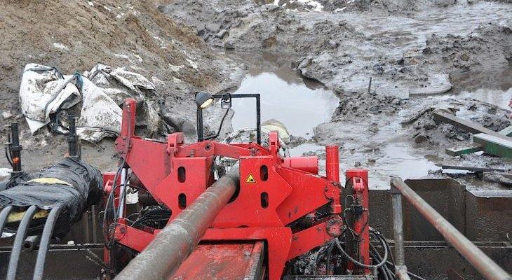 Metody bezwykopowe ułatwiają budowanie gazociągów. Fot. Gaz-System