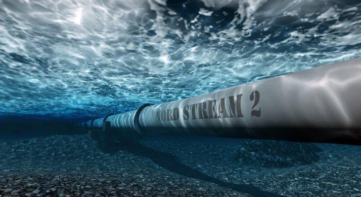 Nord Stream 2 ma być oddany do użytku w 2021 r. Fot. Ksanawo/Shutterstock