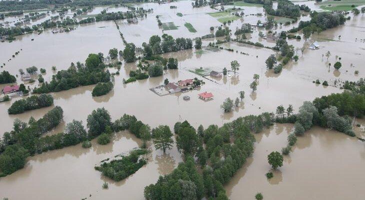Powódź w Polsce w 2010 r. Fot. Marek Krakowiak/Adobe Stock