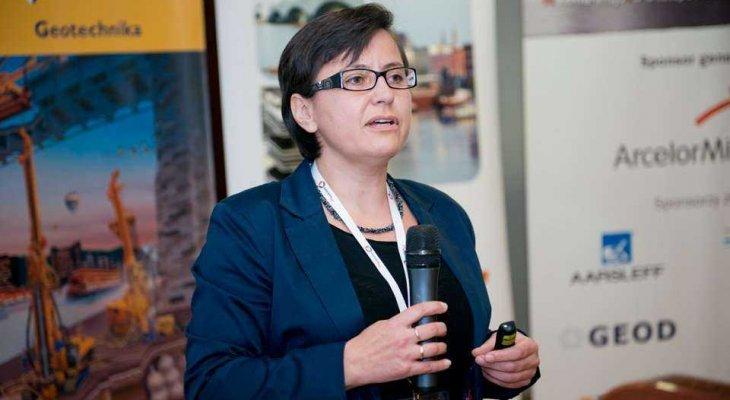 dr inż. Irena Bagińska, Politechnika Wrocławska. Fot. Quality Studio