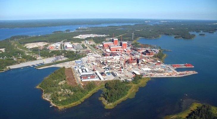 Elektrownia atomowa Olkiluoto 3 Finlandia. Fot. Elektrobudowa S.A.