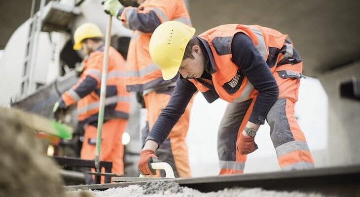 Strabag wstrzymuje prace na tysiącu placach budów. Fot. Strabag SE