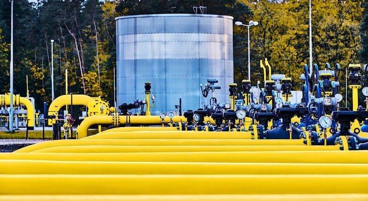 Są pozwolenia na budowę 83 km gazociągu łączącego Baltic Pipe siecią. Fot. Gaz-System