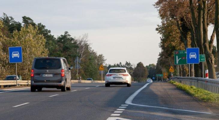 Droga ekspresowa S7. Fot. GDDKiA