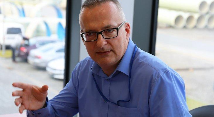 Henning Köhn, dyrektor generalny Amiblu