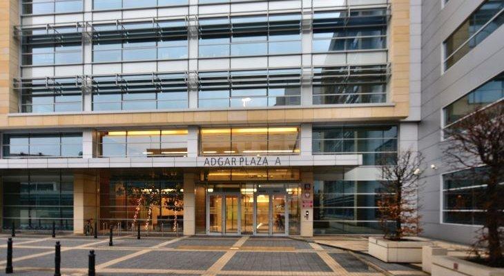 Siedziba Urzędu Zamówień Publicznych. Fot. Adrian Grycuk/wikimedia