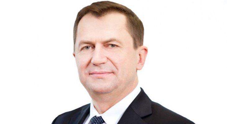 Były prezes Enei, Mirosław Kowalik. Fot. Enea
