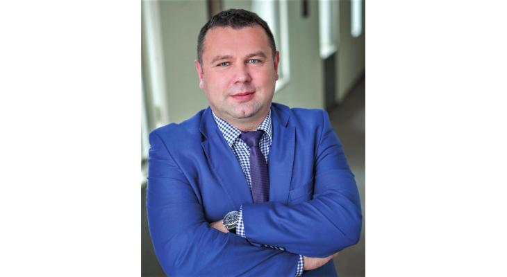 Paweł Szczeszek, prezes zarządu spółki Enea. Fot. Enea