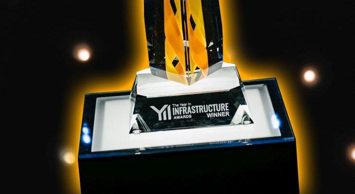 Year in Infrastructure 2020 Awards jest bardzo cenionym konkursem wyróżniającym innowacyjne projekty wspierające rozwój infrastruktury. Fot. Bentley Systems