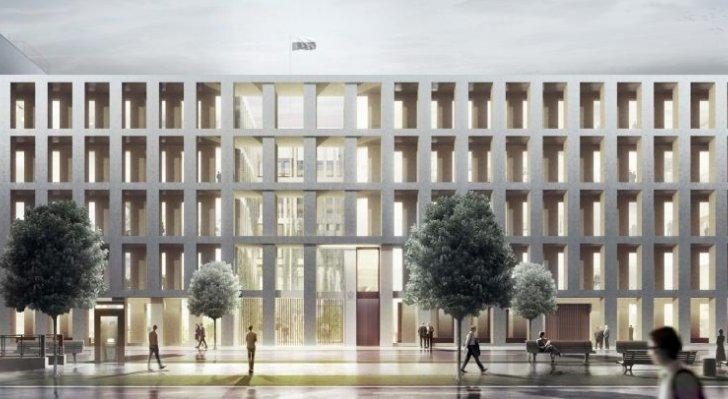 Wizualizacja: JEMS Architekci